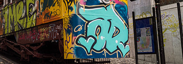Anti-Graffiti coatings, SF